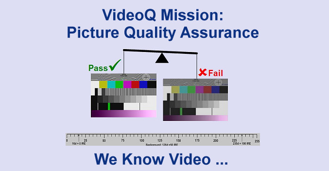 Video Quality Assurance